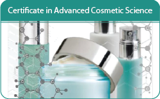 cosmetic chemistry course
